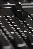 Recording Mixer Stock Photography