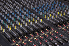 Recording studio Stock Photo