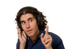 Recording studio cue Royalty Free Stock Image