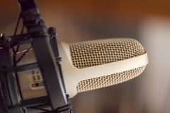 Recording Studio Royalty Free Stock Image