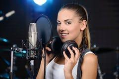 Recording Studio royalty free stock image
