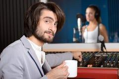 Recording Studio Royalty Free Stock Photography