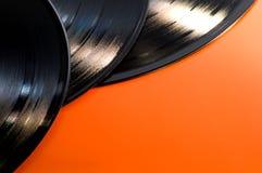 records vinyl Στοκ φωτογραφίες με δικαίωμα ελεύθερης χρήσης