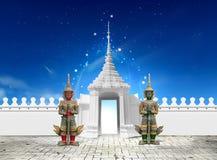 Recorrido de Tailandia Fotografía de archivo libre de regalías