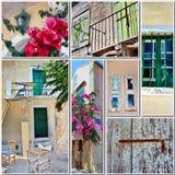 Recorrido en Grecia Foto de archivo libre de regalías