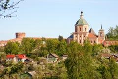 Recorrido en Rusia. Smolensk. Imagen de archivo