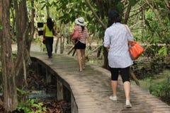 Recorrido en Tailandia Imagenes de archivo