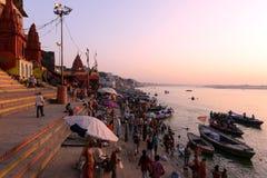 Recorrido la India Foto de archivo libre de regalías