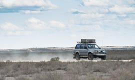 recorrido 4WD Imagen de archivo libre de regalías