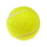 Recorte de la pelota de tenis Foto de archivo