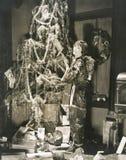 Recorte del árbol imagen de archivo
