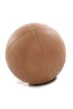 Recorte del baloncesto de la mirada de la vendimia Fotografía de archivo