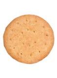 Recorte digestivo de la galleta fotografía de archivo libre de regalías
