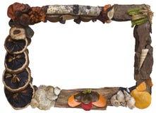 Recorte orgánico del marco Fotografía de archivo