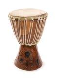 Recorte surafricano de los tambores Fotos de archivo