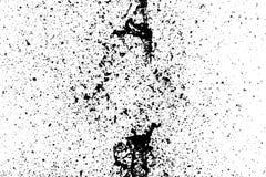 Recouvrement de texture de grain de tache Fond de vecteur illustration libre de droits