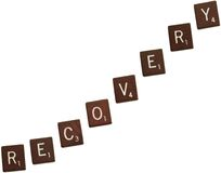 Recovery Royalty Free Stock Photography