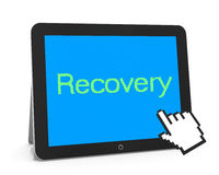Recovery Stock Image