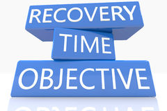 Recovery Time Objective Stock Photography