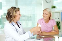 Recovery treatment Stock Images