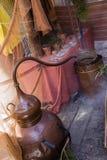 Recreação de um alembic velho Fotografia de Stock