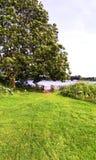 Recreatieplaats Gaasperplas in Amsterdam, Holland, Nederland stock afbeeldingen