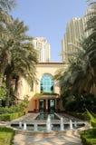 Recreation area of luxurios hotel Royalty Free Stock Photo