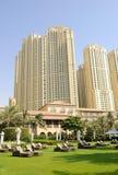 Recreation area of luxury hotel Stock Image