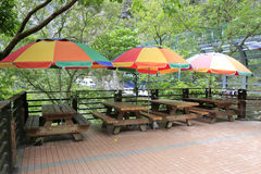 Recreation area of taroko gorge scenic area. Taroko national park is crossing hualien county, nantou county and taichung city. there are many magnificent, nearly stock photography