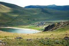Recreation base Aya stock image