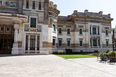 Recreation center #4. Salsomaggiore Italy Royalty Free Stock Photography