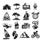 Recreation Icons. Vector illustration. Recreation Icons. authors illustration in Stock Illustration