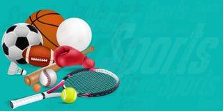 Recreation leisure sports equipment Stock Photography