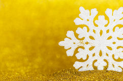 Recreation snowflake abstract Stock Photo