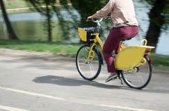 Recreational biking Royalty Free Stock Images