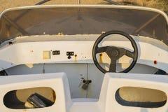 Recreational boat. Royalty Free Stock Photo