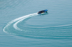 Recreational boat Stock Photography