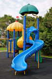 Recreational facilities. In the park Royalty Free Stock Photos