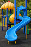 Recreational facilities. In the park Stock Photo