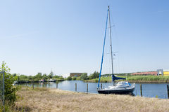 Recreational harbor Stock Photos