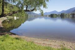 Recreational Lake Royalty Free Stock Photos