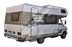 Recreational Vehicle Stock Image