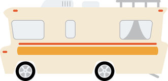 Recreational Vehicle Royalty Free Stock Images