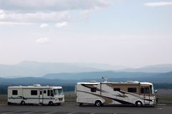 Recreational Vehicles stock images