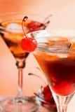 recreative läcker drink royaltyfria foton