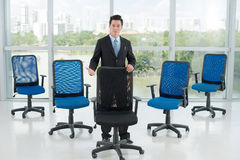 Recruitment concept Stock Photo