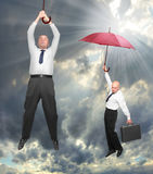 Recruitment. New staff for your company landing. Business concept Stock Image
