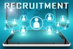 Recruitment Royalty Free Stock Photos