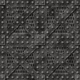 Rectángulo bloqueado fuerte del metal libre illustration