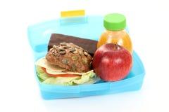 Rectángulo de almuerzo Imagenes de archivo